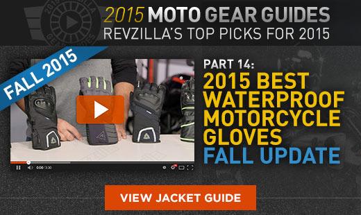 Fall 2015 Waterproof Gloves Guide