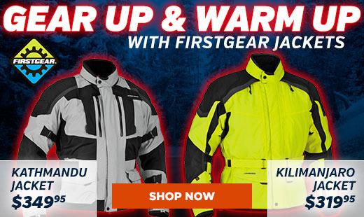 Firstgear Jackets