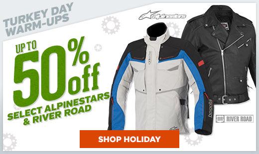 Alpinestars / River Road Sale
