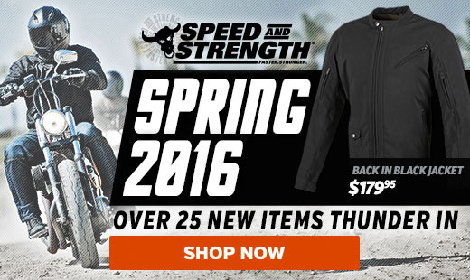 Speed & Strength Spring 2016