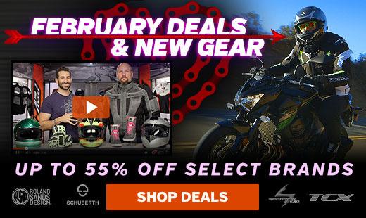 February 2016 Deals & New Gear