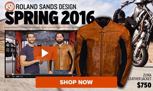 Roland Sands Spring 2016