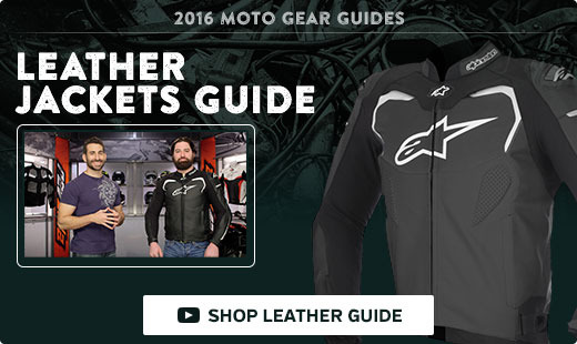 2016 Leather Jackets Guide