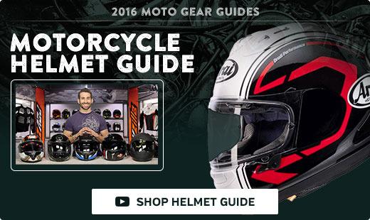 2016 Helmets Guide